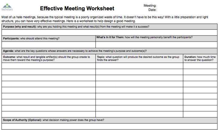 MeetingPrepWorksheet